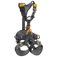 法國 Petzl ASTRO® BOD FAST international version 工程用全身型安全座帶/吊帶 附胸式上升器 C083BA