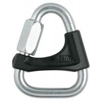 法國 Petzl DELTA n8三角形環扣/三角連接環-鋼質 附塑膠套 P11 8B
