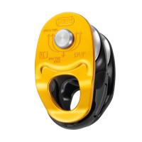 法國 Petzl 高效率雙滑輪/雙滑輪/小型滑輪 JAG P45 繩索技術/救援/拖吊系統必備