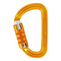 法國 PETZL - Sm'D Triact-Lock  M39A TL 自動鉤環(失手繩專用) 黃色款