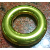 喬治 ropesmith 小鋁圈/連接環 綠色 25kn