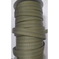 ropesmith 扁帶 厚度2.2mm 軍綠色 50米