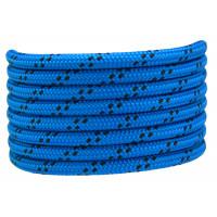 康迪亞 concordia普魯士繩/輔助繩 6mm 藍黑色 50米