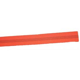 ropesmith 25mm扁帶 厚度2.2mm 橘色 50米
